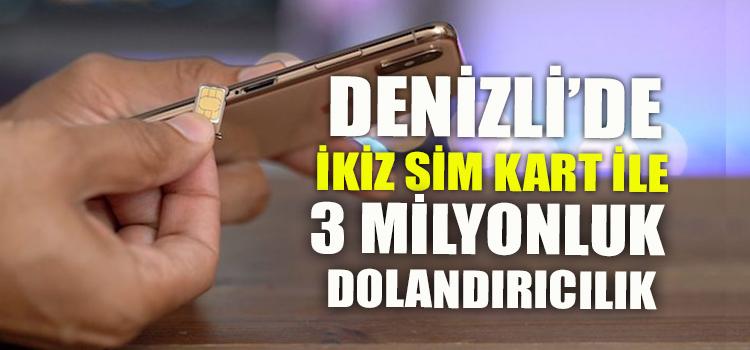 DENİZLİLER BU YÖNTEME DİKKAT!