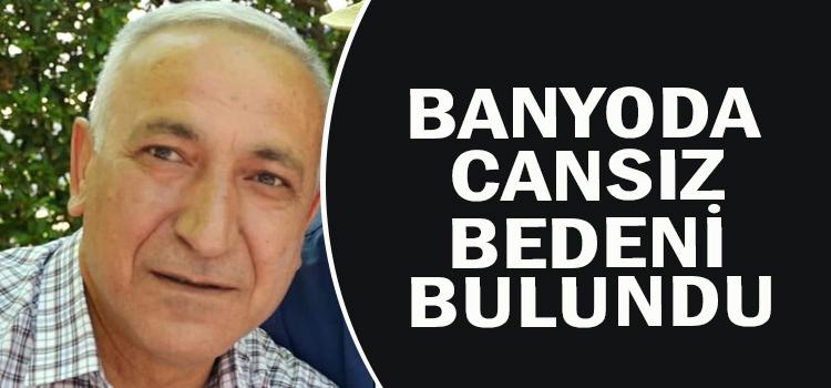EVE GİREN POLİS BULDU