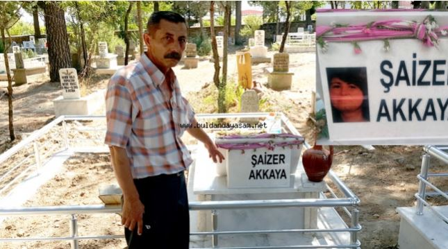 BULDAN'DA MEZARLARA ÇİRKİN SALDIRI