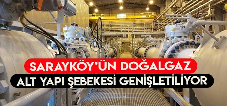 ENERYA'DAN SARAYKÖY'E MÜJDELİ HABER