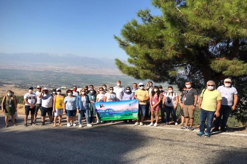PAÜ'de Doğal ve Kültürel Miras Eğitimi Gerçekleştirildi