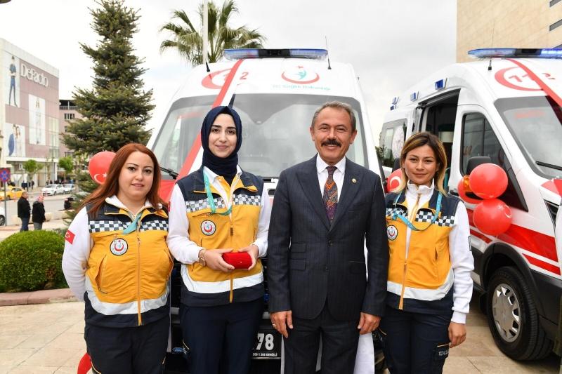 AK Partili Şahin Tin, Denizli Sağlığa yeni hekim müjdesi;
