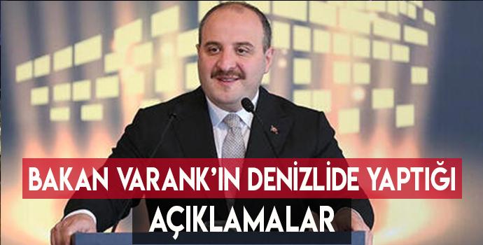 BAKAN VARANK'IN DENİZLİ'DE YAPTIĞI AÇIKLAMALAR