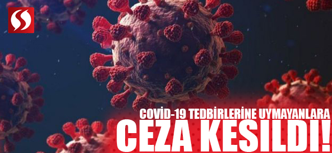 Korona Virüs Tedbirlerine Karşı Geldiler Cezasız Kalmadılar!