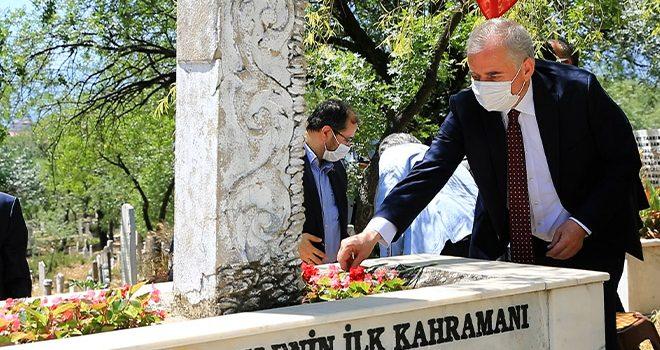 """Başkan Zolan: """"15 Mayıs Denizlimizin gurur günüdür"""""""