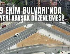 Büyükşehir sokağa çıkma kısıtlamasını fırsata çeviriyor