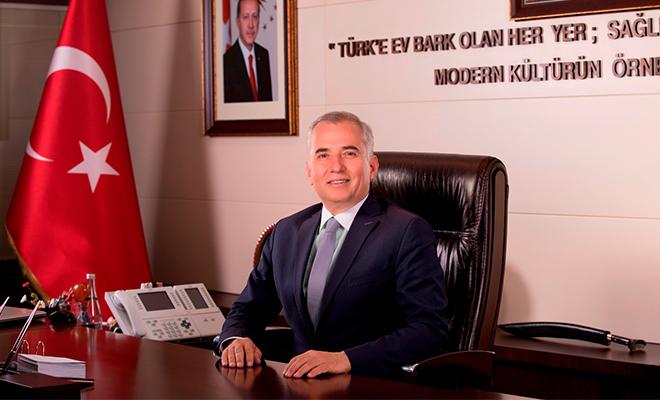 Başkan Osman Zolan'dan 19 Mayıs mesajı