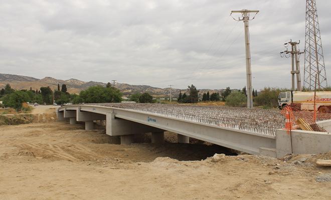 Yeni Menderes Köprüsü için geri sayım başladı!