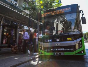 Büyükşehir otobüsleri KPSS'ye gireceklere ücretsiz!