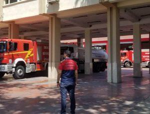 Büyükşehir ekipleri Manavgat'a ulaşıyor!
