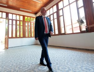 """Başkan Zolan: """"Mirasımıza sahip çıkmaya devam ediyoruz"""""""
