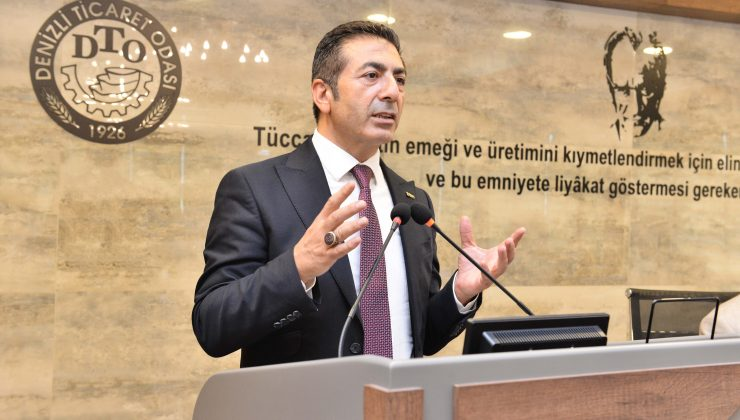 DENİZLİ, İLLER ARASINDA 10'UNCU SIRADA!