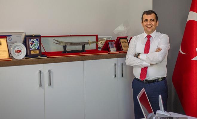 Babadağ Belediye Başkanı Ali Atlı, 30 Ağustos Zafer Bayramı'nı kutladı!