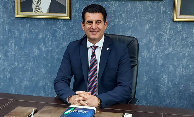 AK Parti il Başkanı Yücel Güngör, 30 Ağustos Zafer Bayramı'nı kutladı!