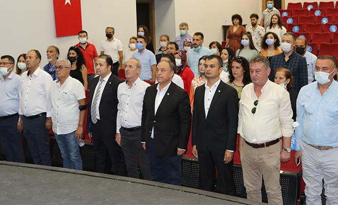 Memleket Partisi Merkezefendi'de başkan Osman Uluköy oldu!