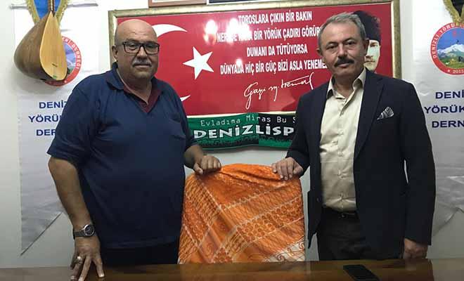 AK Partili Şahin Tin, Denizli Yörükleri Derneğini ziyaret etti!