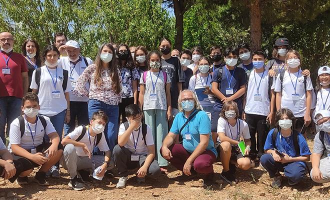 Bilim ve Sanat Merkezi Öğrencilerinden PAÜ BİYOM'a Ziyaret!