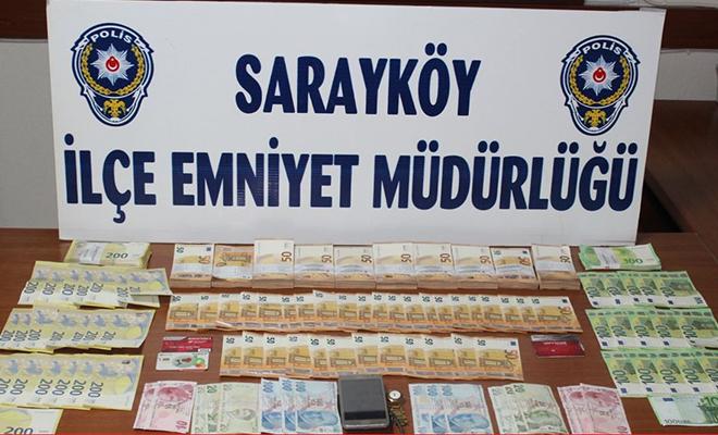 Denizli'nin Sarayköy İlçesi'nde dolandırıcılık operasyonu!