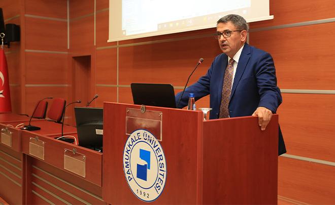 PAÜ'de koronavirüs komisyonu toplantısı gerçekleştirildi!