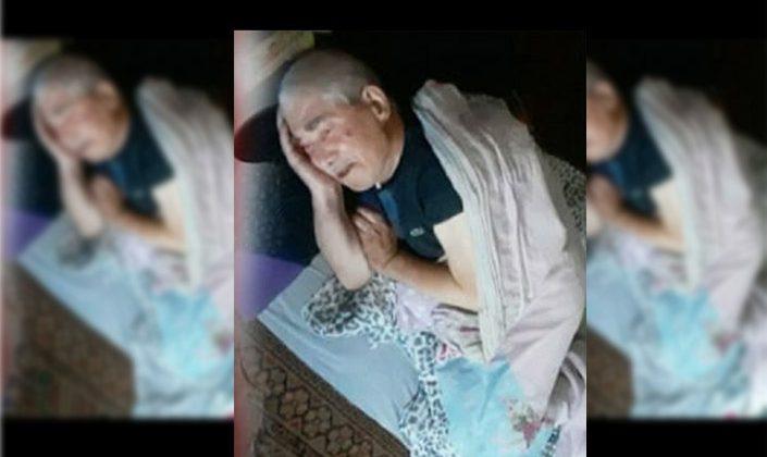 Bu sefer 71 yaşındaki adam yenildi