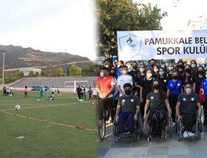 Pamukkale Belediyesi  Amatör Spor Haftası'na ambargo koydu!