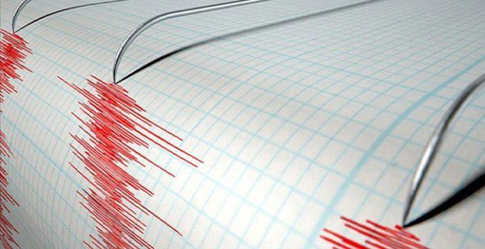 Denizli'de akşam saatlerinde deprem paniği!