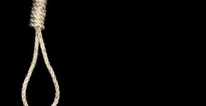 Denizli'de 23 yaşındaki genç iple kendini asarak intihar etti!