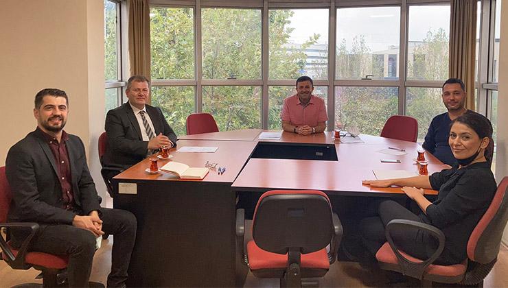 PAÜ Kariyer Merkezi'ne İŞKUR'dan Ziyaret!