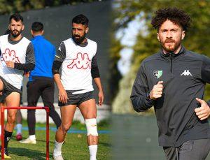 Yeşil siyahlılar Şile Yıldızspor maçı hazırlıklarına başladı!